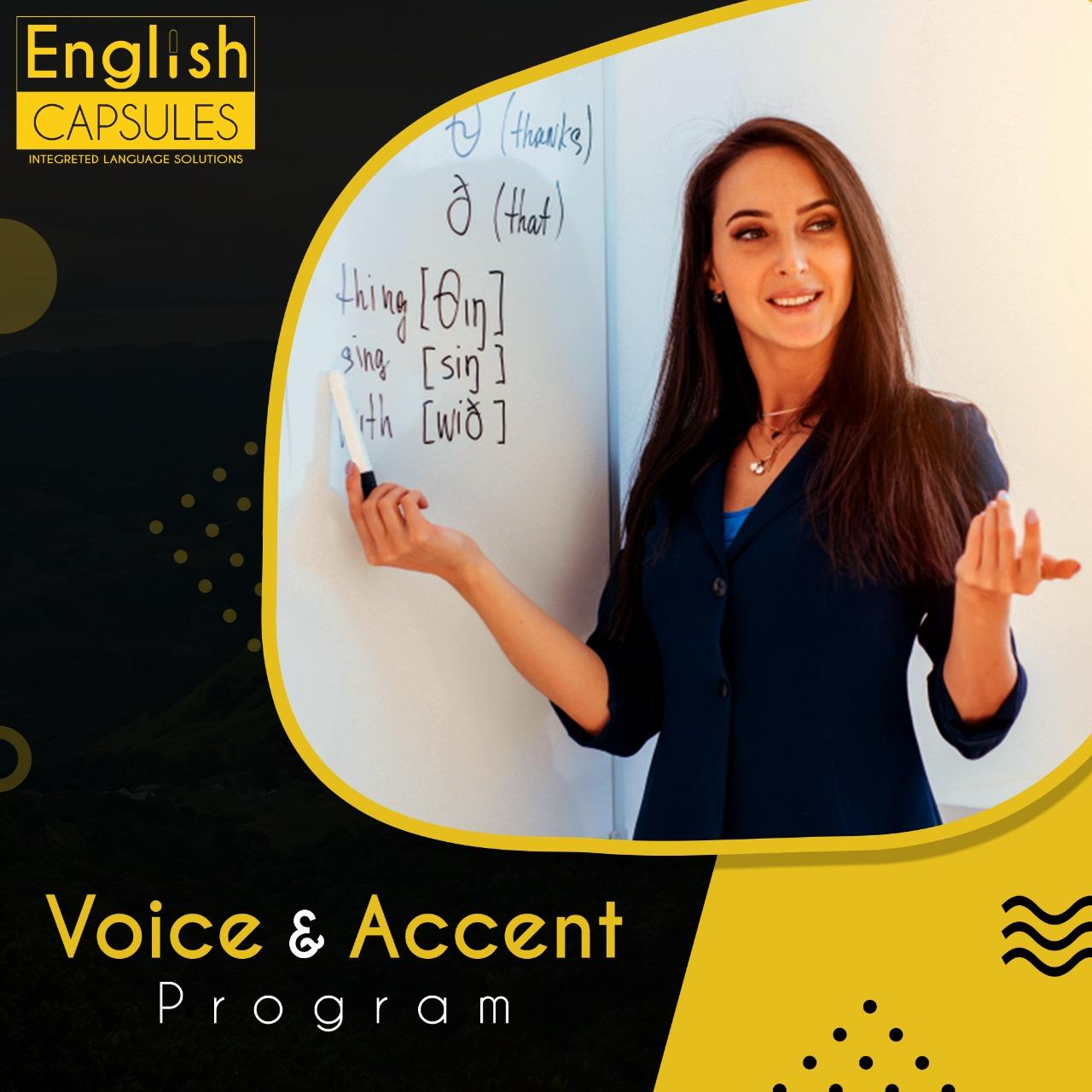 Voice & Accent Course - Level 1